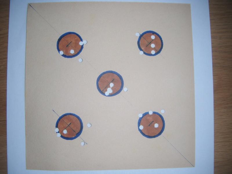 Carton à 10m debout sans appui visée ouverte : hw77K en 7.5 joules Dscf1413