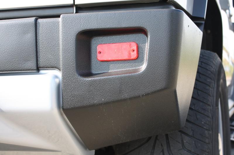 Restauration des plastiques et pare-chocs sur un Hummer H2 Img_4213