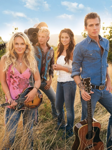 Gloriana - Country Band Gloria13