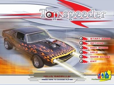 لعبه السيارات الرائعه Top Speeder Topspe10