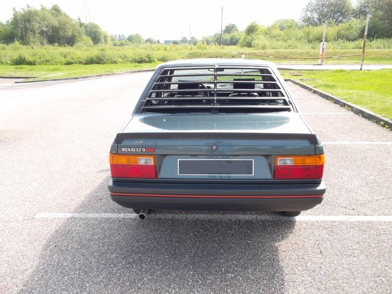 Renault 9 GTS 25 250 km Sam_1625