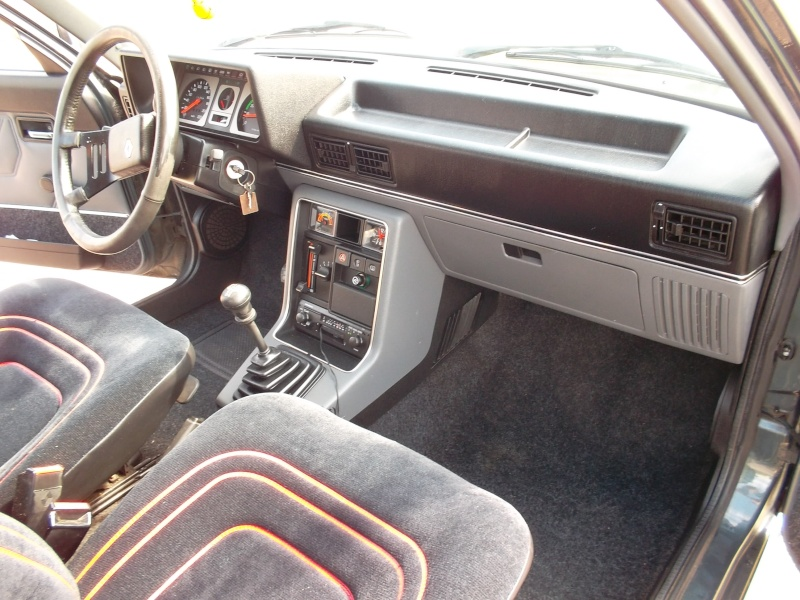 Renault 9 GTS 25 250 km Sam_1634