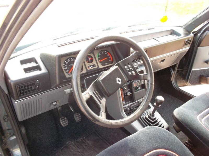Renault 9 GTS 25 250 km Sam_1635