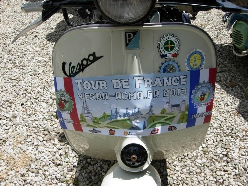 TOUR DE FRANCE VESPA ACMA 2013...RELAIS VC TOULON   SAMEDI 22 JUIN ... - Page 3 Dscn4018