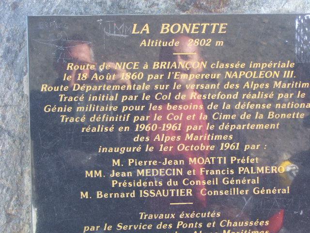 Col de la Bonette Dscf6927