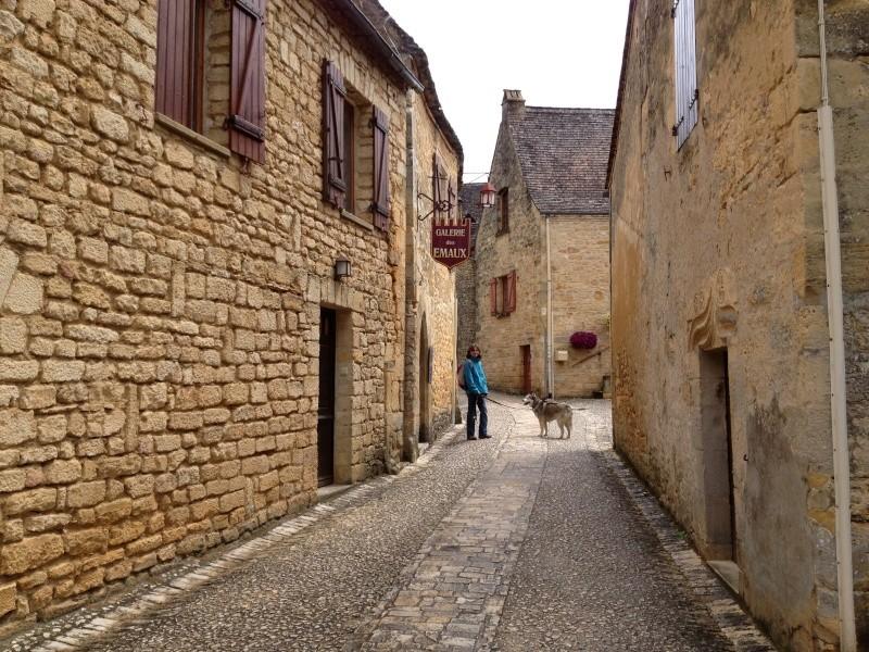 Escapade avec Baltik  en Dordogne dans le perigord noir Beynac11