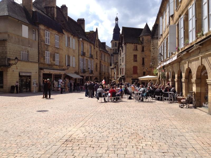 Escapade avec Baltik  en Dordogne dans le perigord noir Sarlat13