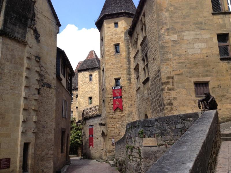 Escapade avec Baltik  en Dordogne dans le perigord noir Sarlat14