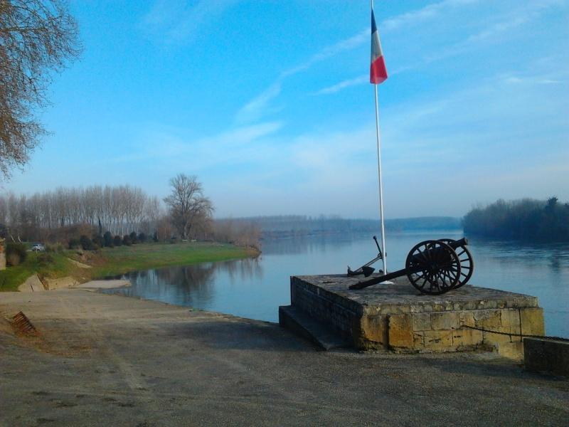Alerte à la crue de la Garonne -  Inondation Photo010