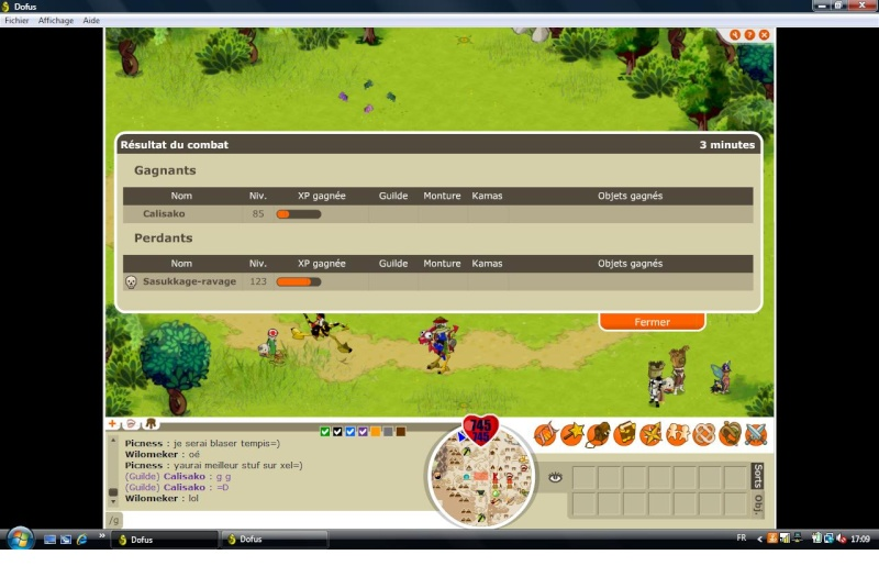 screen de victoire Eni_1210