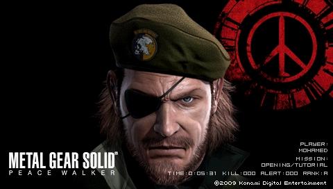 Metal Gear Solid Peace Walker 2nd Demo Wallpapers Mgspw_13