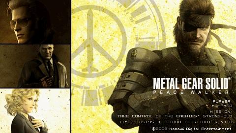 Metal Gear Solid Peace Walker 2nd Demo Wallpapers Mgspw_14