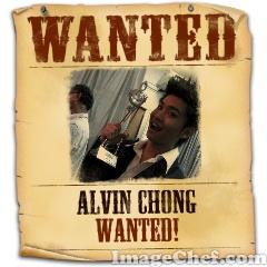 Alvin Wanted. Sampf110
