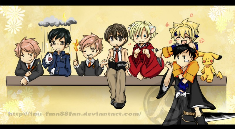 Ouran host club Cool410