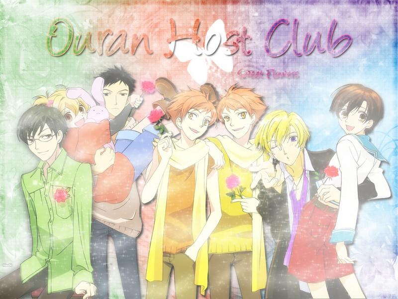 Ouran host club Flower10