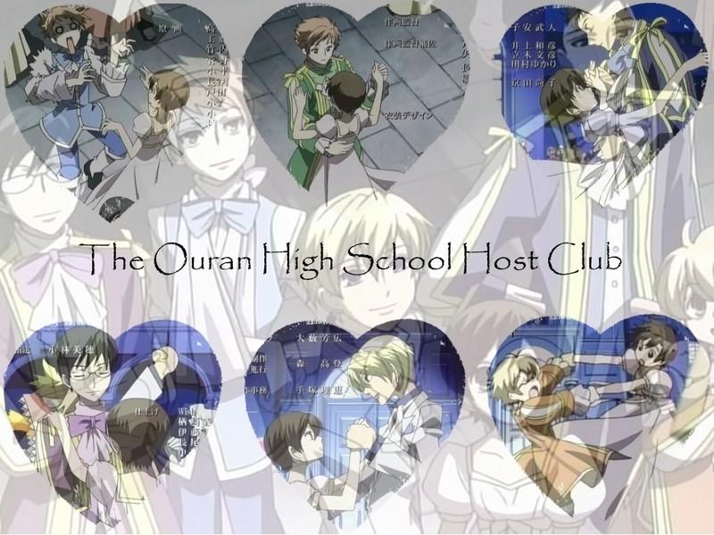 Ouran host club Theour10
