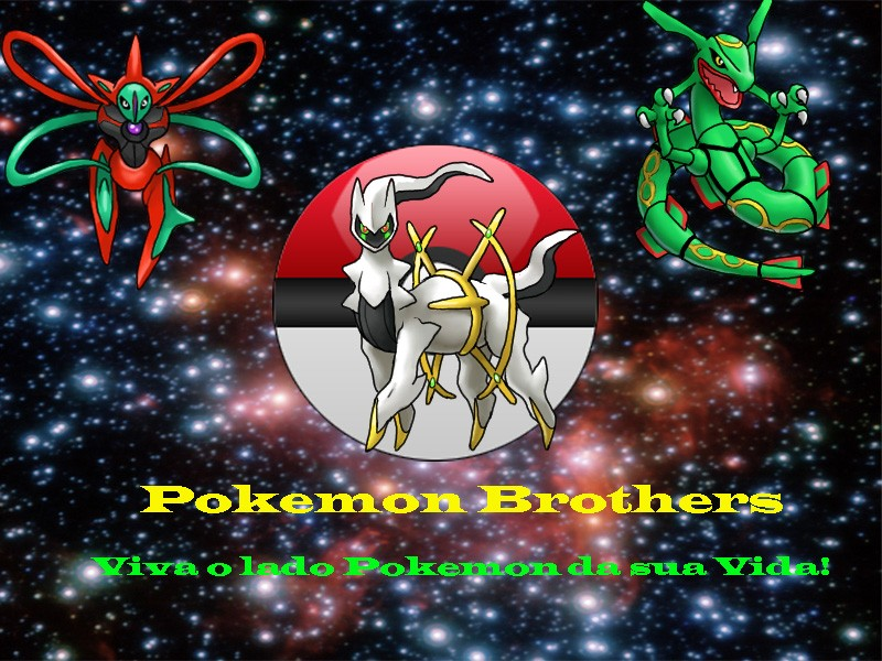 Pokemon Brothers
