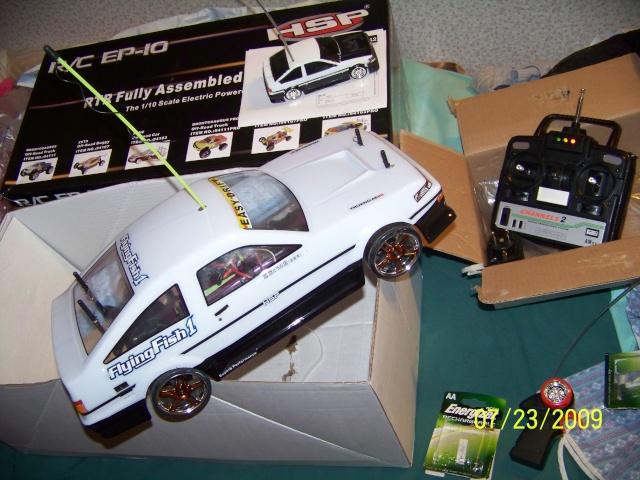 Drift Car 1/10 'n co 100_4125