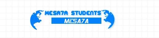 Mesa7aStudents