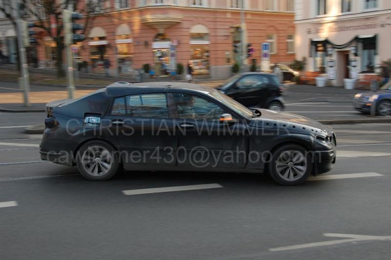2013 - [BMW] Série 3 GT [F34] - Page 2 Bmwspy10