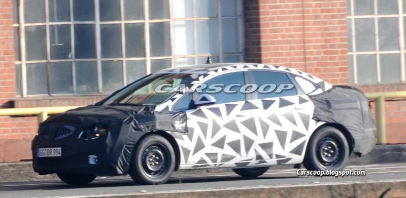2010 - [Buick] Verano / Excelle Opel_a10