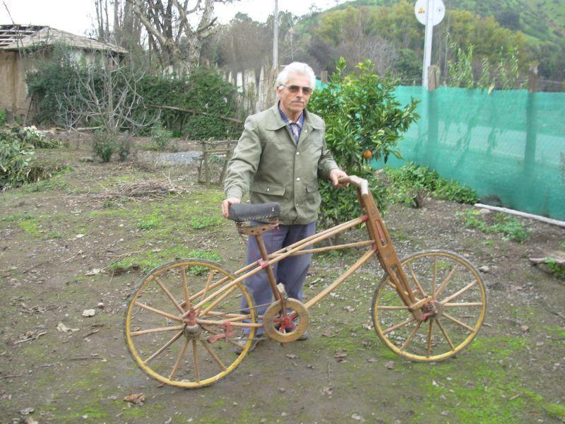 Bicicleta de madera Bicy_d10