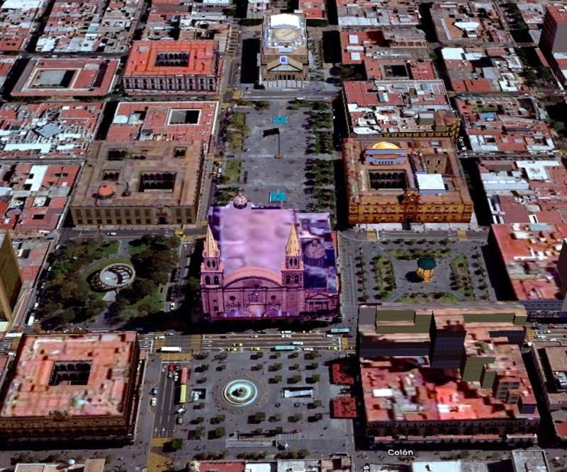 Imágenes de mi Ciudad, Guadalajara Catedr14