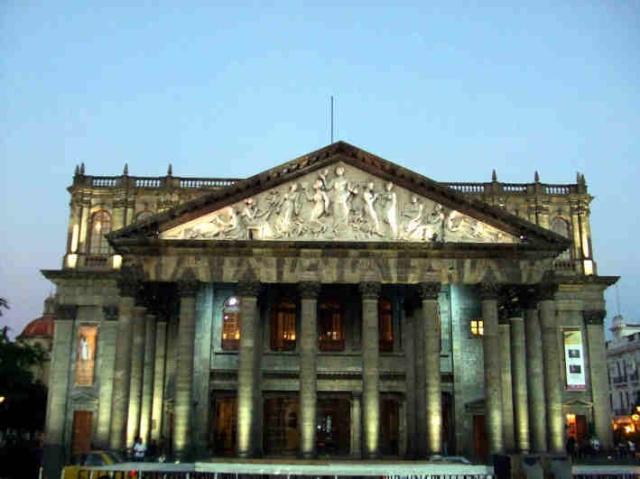 Imágenes de mi Ciudad, Guadalajara Teatro12
