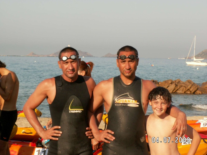 Kayak & swim à Ajaccio Avant_11