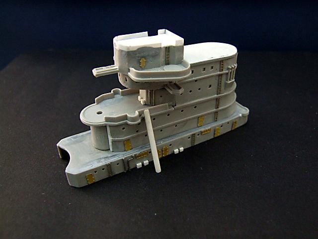 Regia Marina Italian Heavy Cruiser 'Pola' Dscf3511