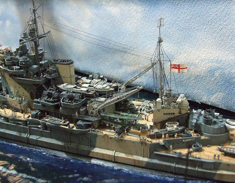 HMS WARSPITE 1942 - Page 10 Dscf3513