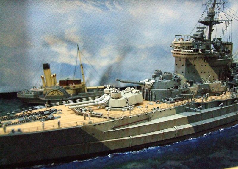 HMS WARSPITE 1942 - Page 10 Dscf3514
