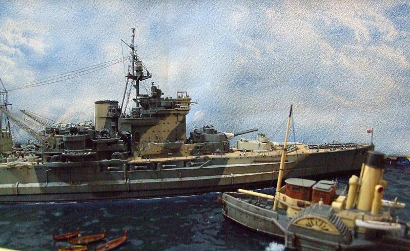 HMS WARSPITE 1942 - Page 10 Dscf3515