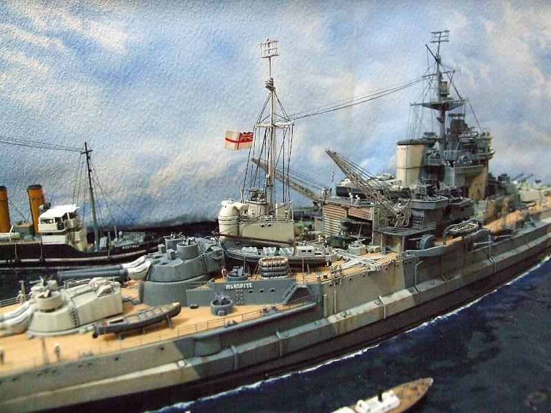 HMS WARSPITE 1942 - Page 10 Dscf3516