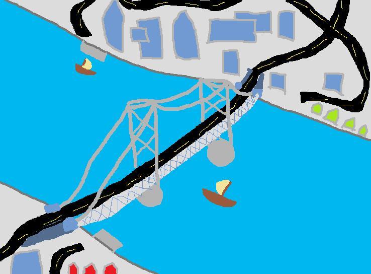 The Most Famous Bridges! Akashi10
