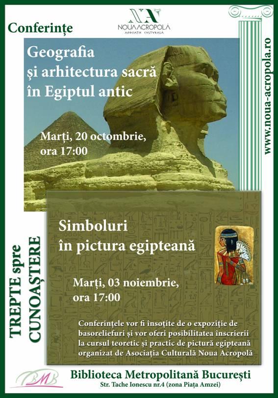 Conferinta - Simboluri in pictura egipteana Secure10