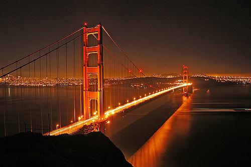 The Most Famous Bridges! - Page 2 Golden10