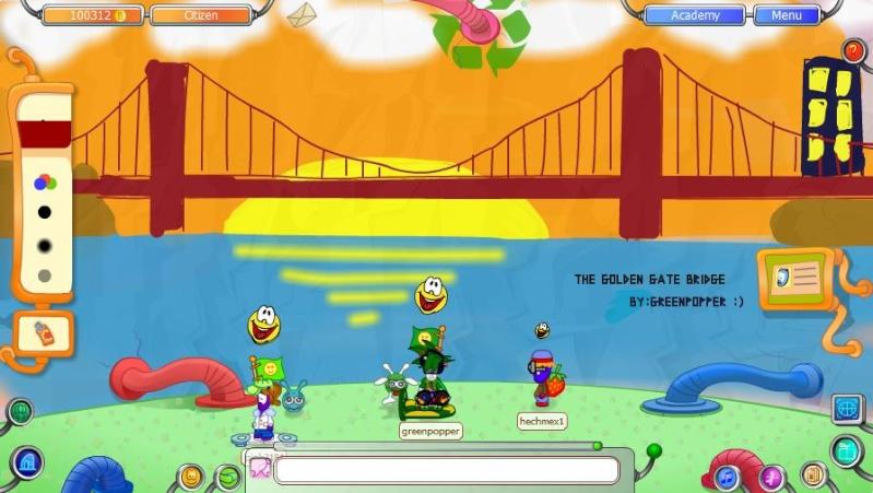 The Most Famous Bridges! - Page 2 The_go10