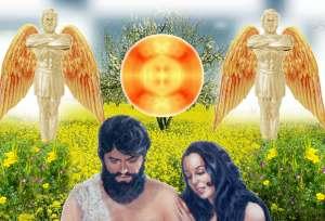 HOLY BIBLE : Hauv Paus ( piav txog Tswv Ntuj tsim lub ntuj tsim lub teb. 1 : 1 - 31 + 2 : 1 - 4. ) _exit10
