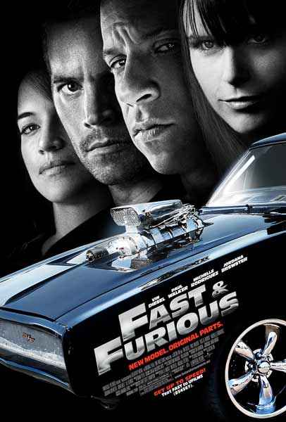 Suggest a good movie for GRF members! Fast-a10