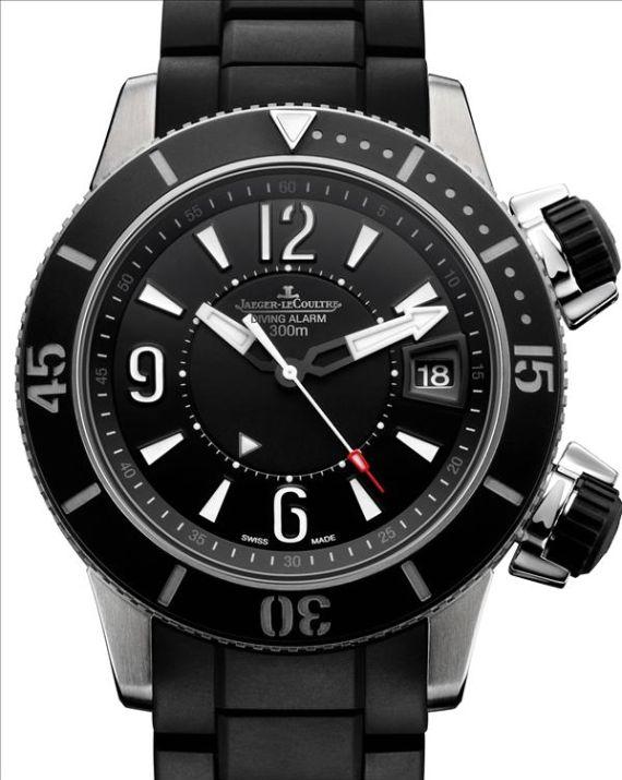 Liste des montres automatiques ou manuelle avec alarme Jager-10