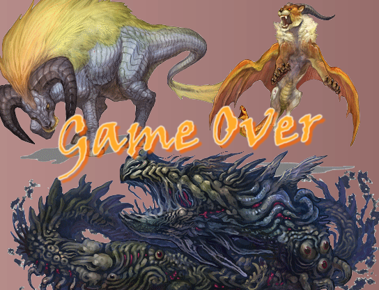 Quelque Game Over Simple Fait Par Yoshi-Dragon Game_o11