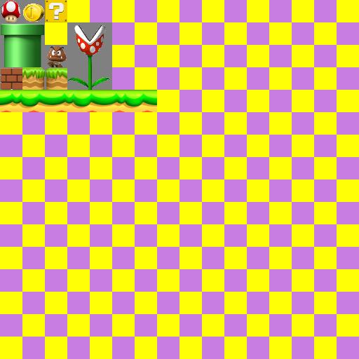 Tiles Mario ( Début ) Hcf10