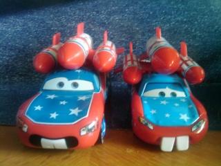 Mater the Greater Stunt Set dans les Disney store en France 210