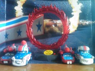 Mater the Greater Stunt Set dans les Disney store en France 310