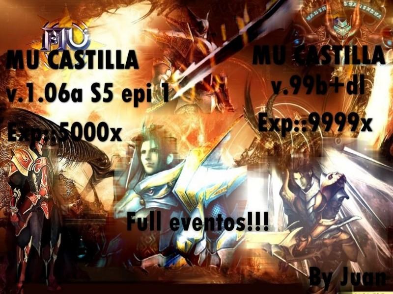 Mu Castilla 1.04x + Season 3 Episodio 2