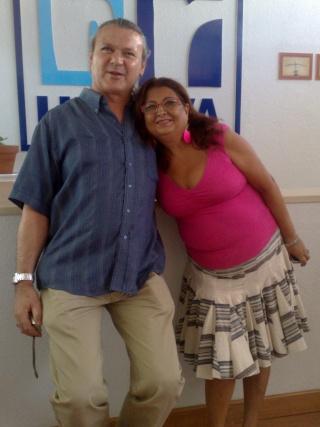 Visita del amigo EMIGRAO y su Familia 04082013