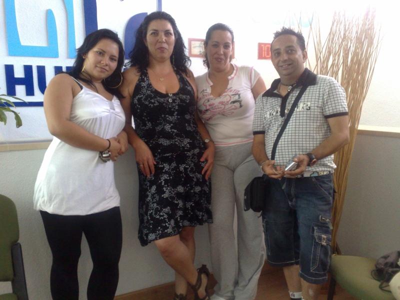 Nuestra amiga Nuria de Alemania en hr. 07072010