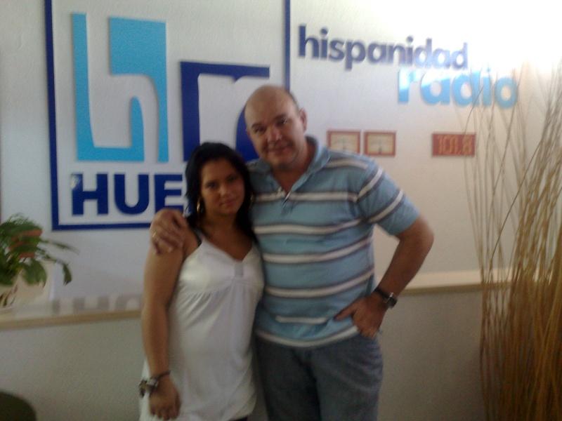 Nuestra amiga Nuria de Alemania en hr. 07072011