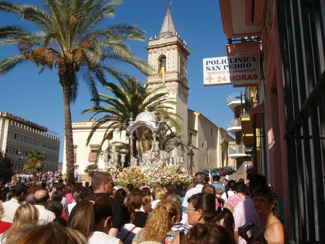 Traslado a la Iglesia de La Concepción dia 16 de Agosto 2009 100b1612